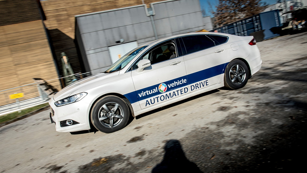 Autonomes Fahren, made in Graz Heinz Henninger