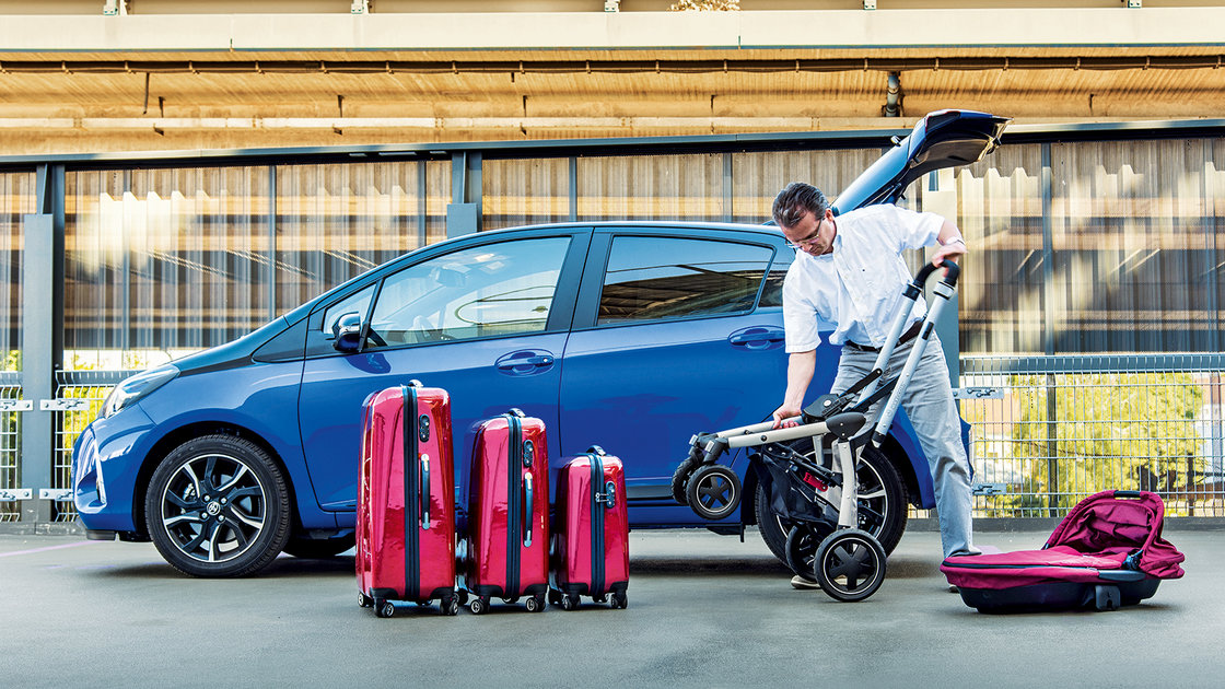 Voll Koffer Oamtc Auto Touring